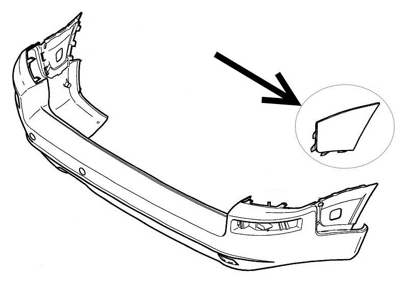 Volvo Xc90 Horn